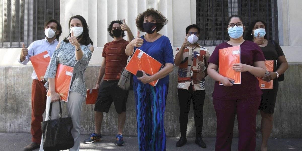 Independientes No Neutrales inscribe cartas constituyentes para Distrito 10