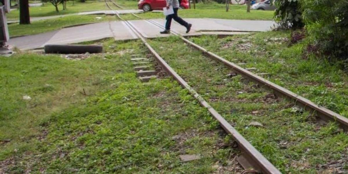 Hombre que se quedó dormido en la carrilera fue arrollado por un tren en Santander