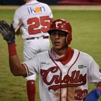 Johneshwy Fargas es reconocido como Jugador Más Valioso de la temporada del béisbol invernal
