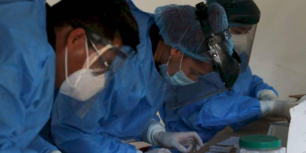 Identifican en Tamaulipas caso de la cepa de Covid de Reino Unido; paciente está intubado