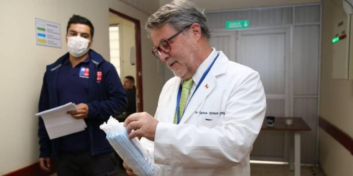Por covid-19: confirman fallecimiento del director del Servicio de Salud de Concepción
