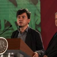 Jesús Ramírez, vocero de AMLO, da positivo a Covid-19