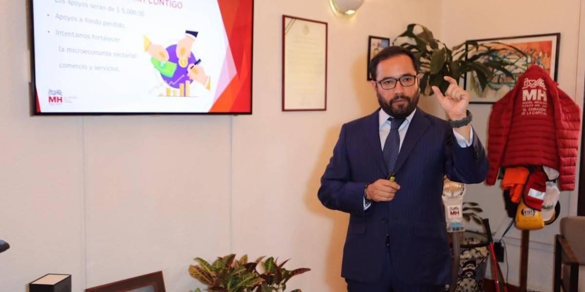 Alcaldía Miguel Hidalgo invertirá 500 mdp para reactivar economía local