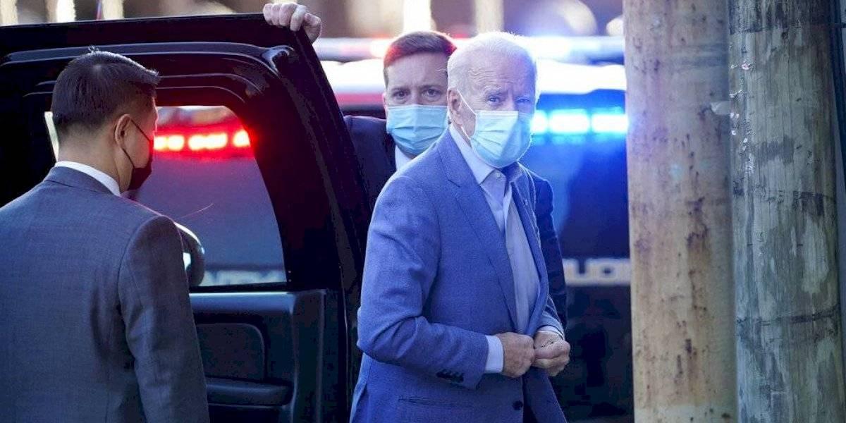 Joe Biden elige a un diplomático veterano para dirigir la CIA