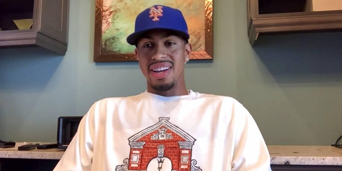 """Lindor ante su llegada a los Mets: """"Estoy viviendo mi sueño"""""""
