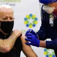Biden se propone vacunar a 100 millones de personas en 100 días