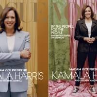 Controversia entre Kamala Harris y Vogue por elección de foto en portada
