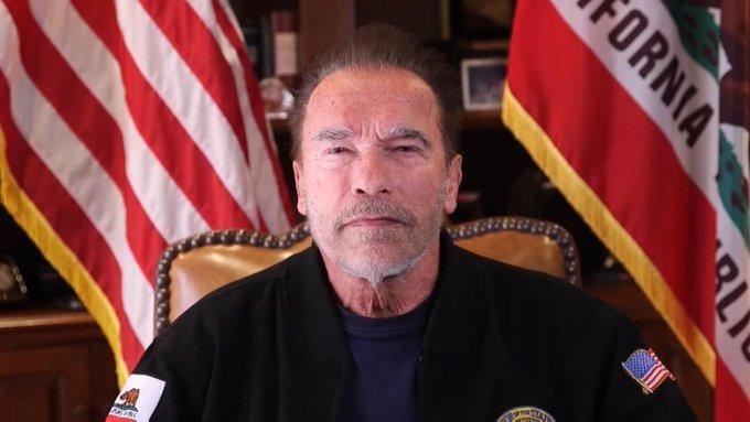 Arnold Schwarzenegger fustigó a Donald Trump por el ataque al Capitolio.