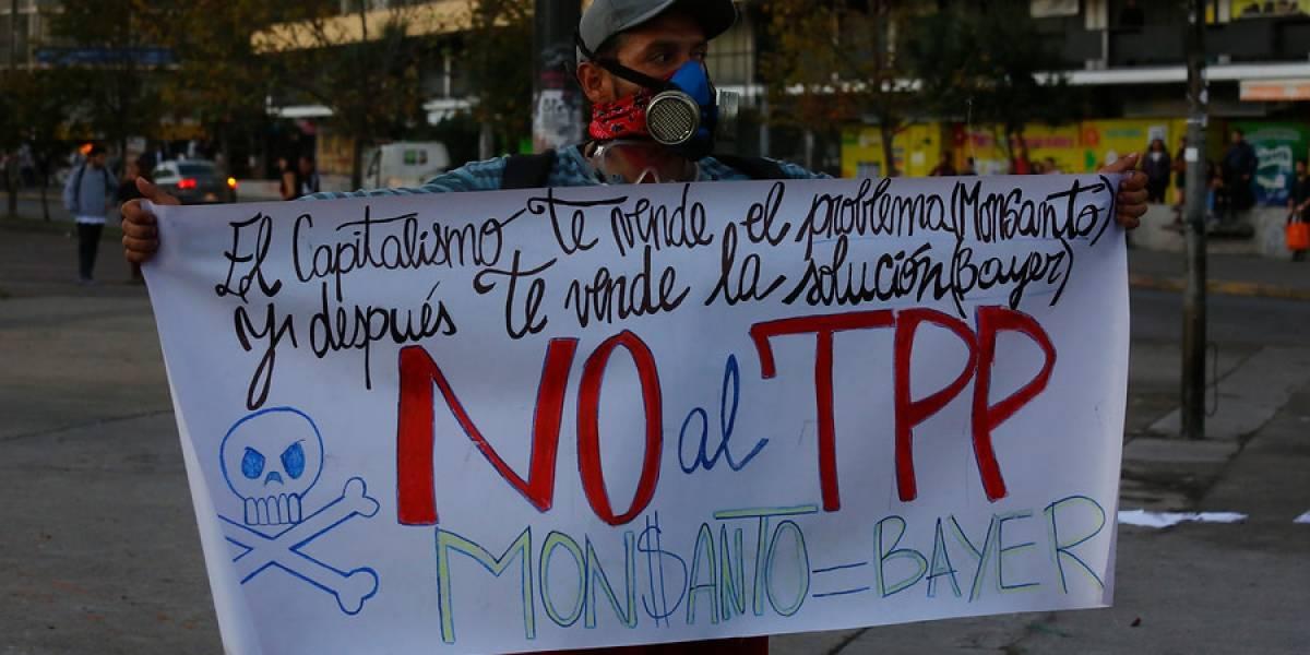 TPP-11: polémico proyecto que quiso instalar el Gobierno no estará esta semana en tabla del Senado