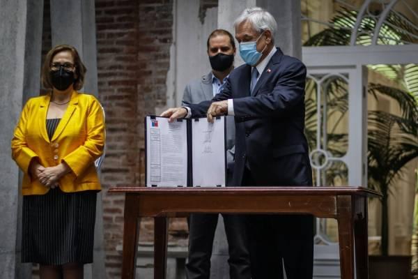 La Convención Constituyen ya tiene sede: en el Palacio Pereira se escribirá la nueva Constitución