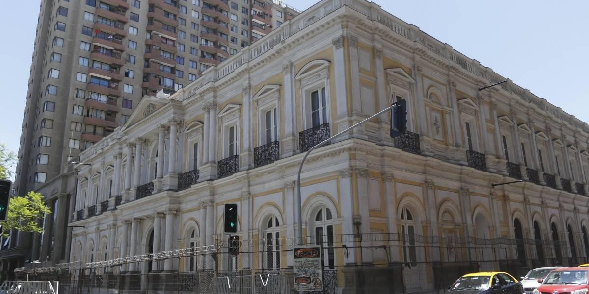 Palacio Pereira: el histórico edificio donde se redactará una Constitución en democracia