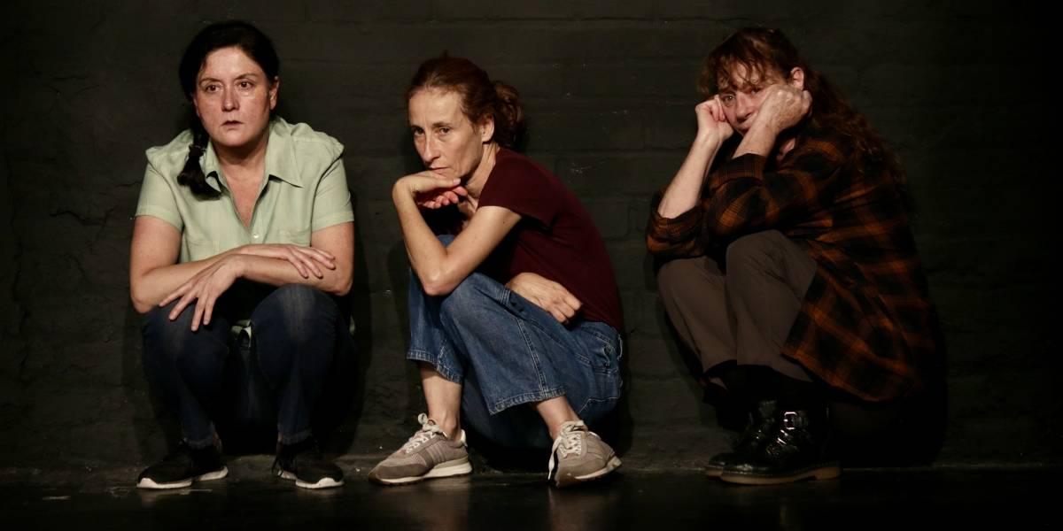 Teatro online gratis: dónde y cómo ver Las Brutas, protagonizada por Claudia Di Girolamo, Amparo Noguera y Catalina Saavedra