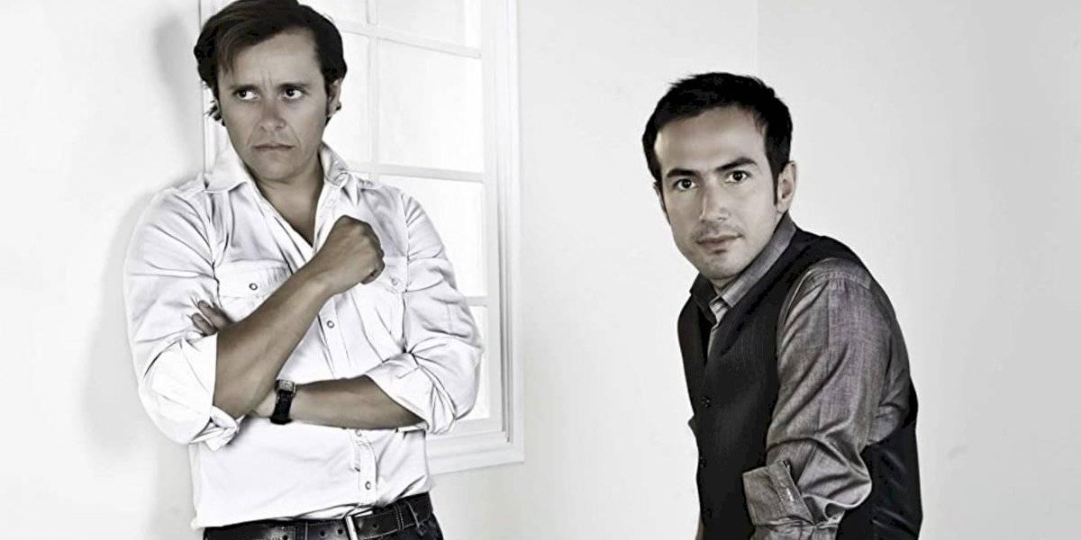 """""""¿Dónde está Elisa?"""": César Caillet y Álvaro Morales recuerdan a primera pareja gay en una teleserie"""
