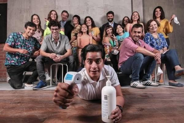 Edifico Corona lideró en rating y las redes sociales estallaron con el estreno de la teleserie