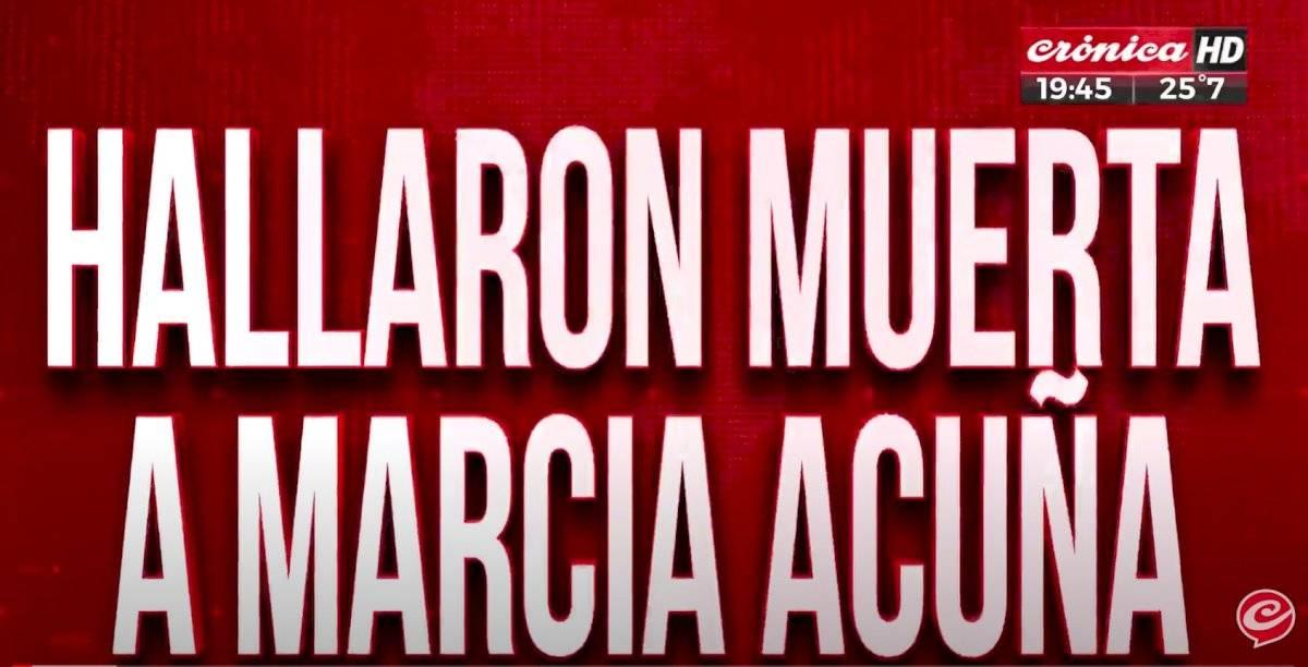 Marcia Acuña
