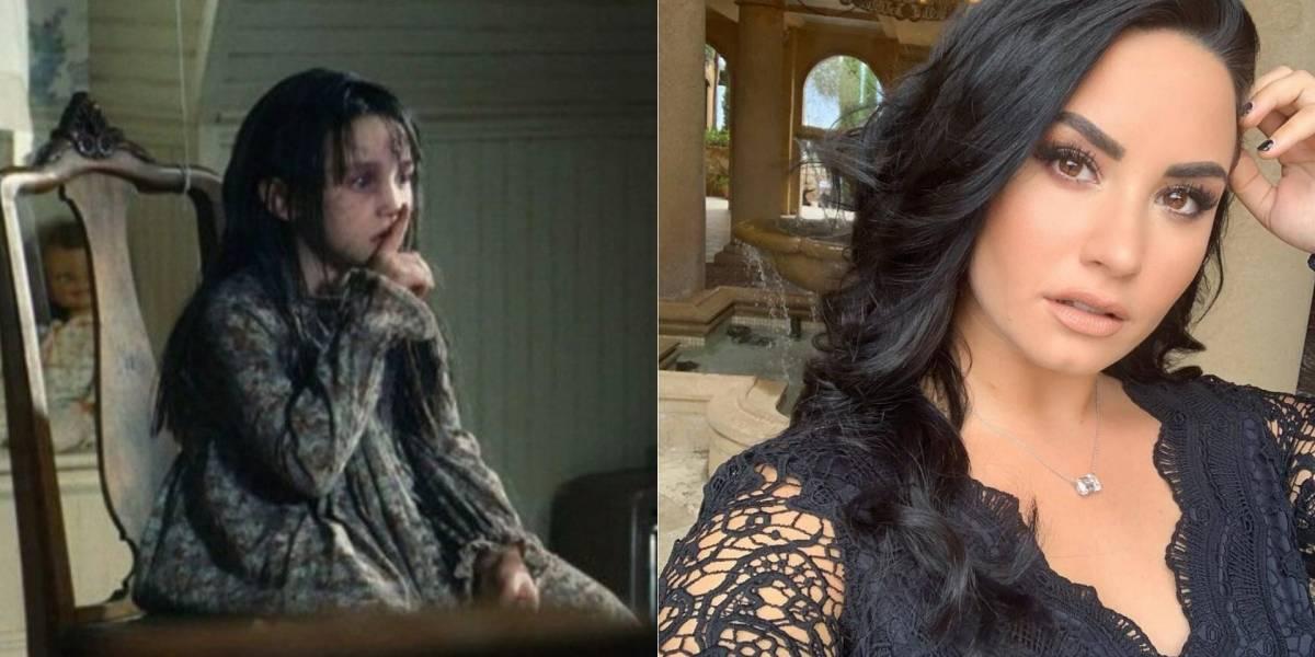 Demi Lovato revelou que o fantasma de uma garotinha assombra sua casa