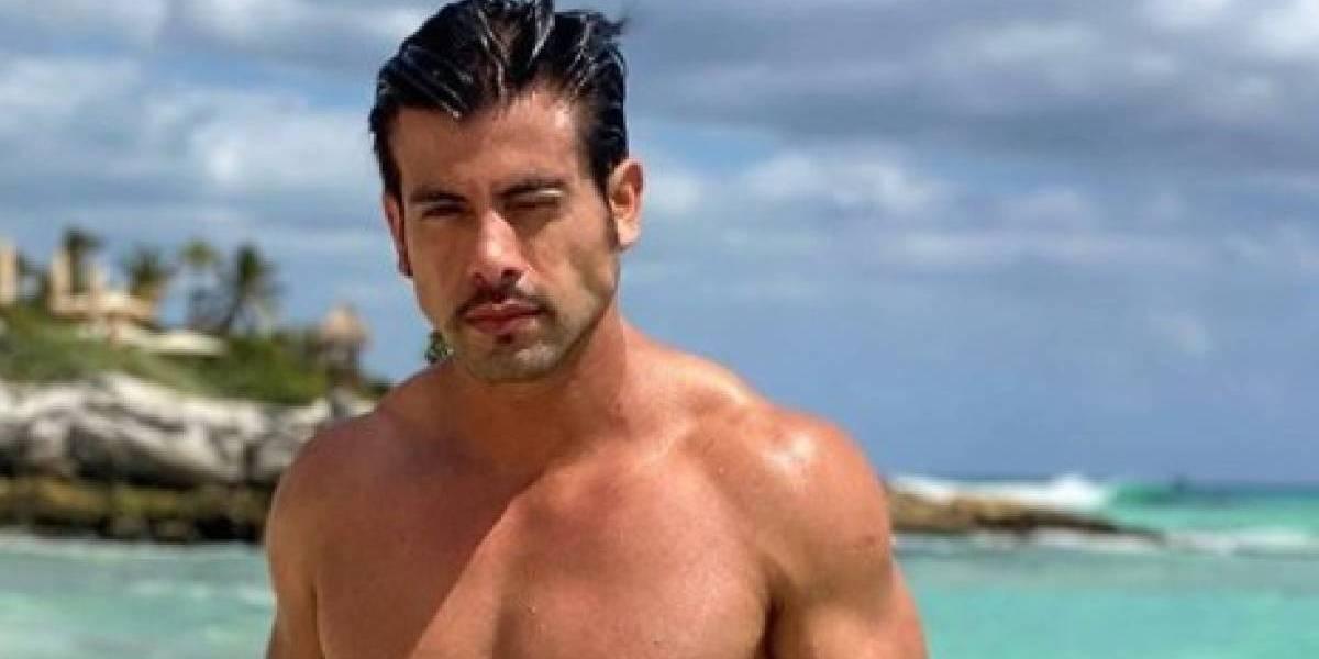 Efraín Ruales  comparte foto y sus fans le preguntan: ¿dónde dejó a Alejandra Jaramillo?