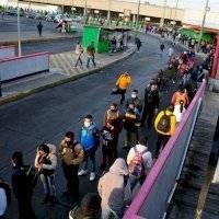 Caos en CDMX tras cierre de seis líneas del Metro