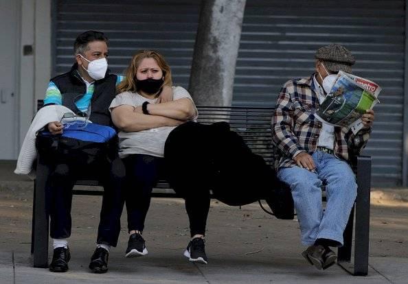México registró 10.003 nuevos contagios del coronavirus en las últimas 24 horas