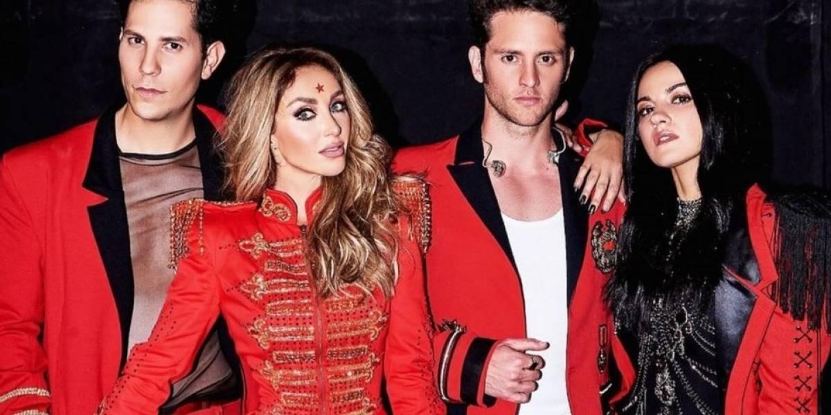 RBD: cuánto dinero ganaron por su concierto virtual