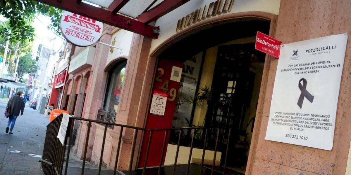 Reabren más de 500 restaurantes en Edomex y CDMX pese a semáforo rojo