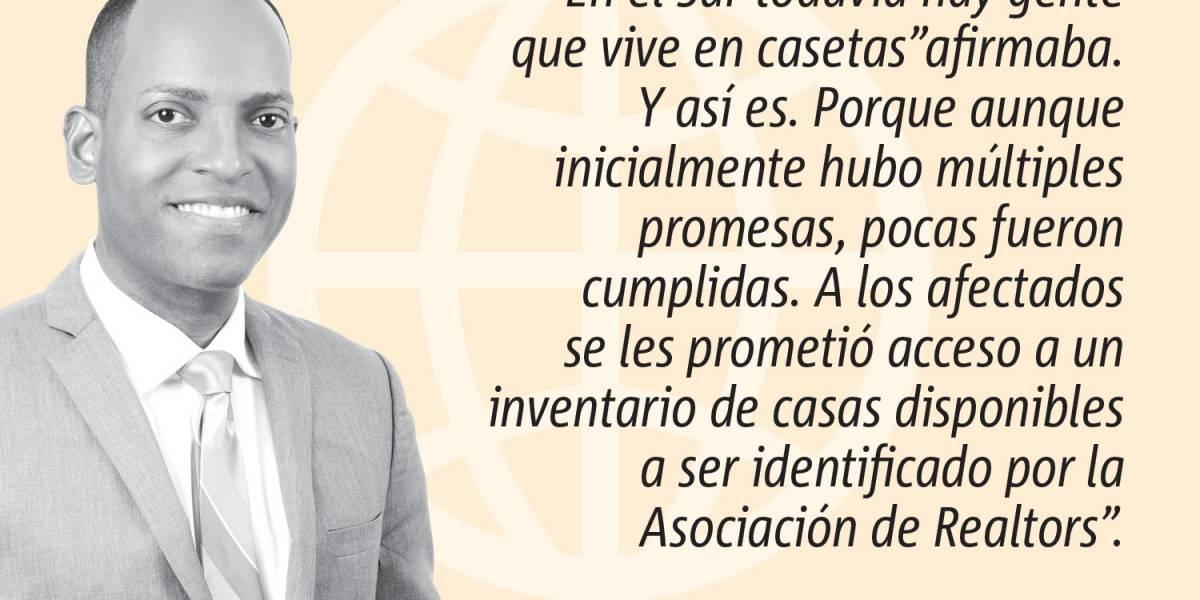 Opinión de Julio Rivera Saniel: En el Sur aún hay gente en casetas