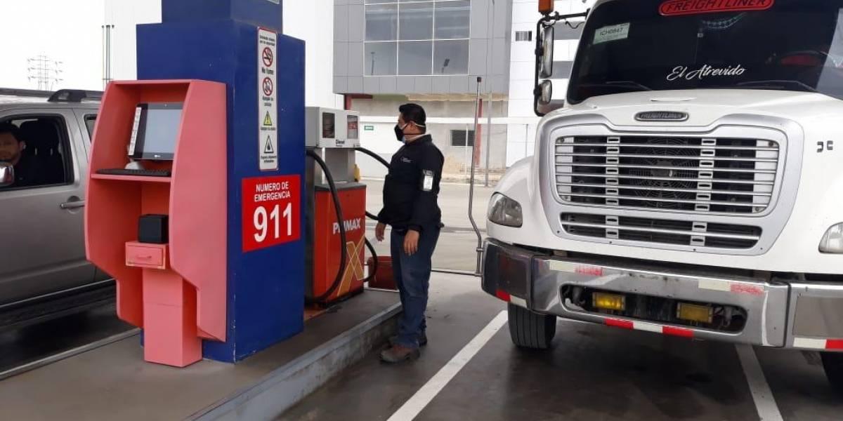 Decreto Ejecutivo reduce variación mensual del precio del diésel del 5% al 3%