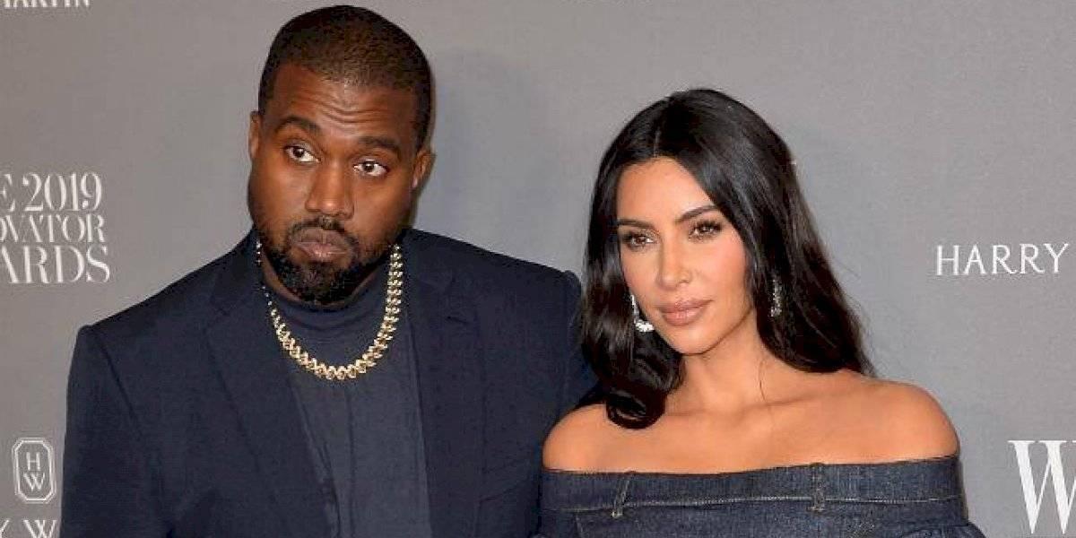 Revelan el millonario contrato prenupcial de Kim Kardashian y Kanye West