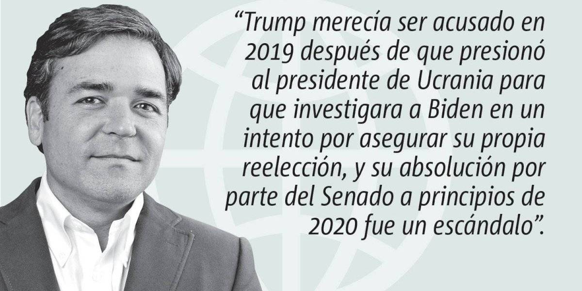 Opinión de Alejandro Figueroa: Sentencien al Traidor