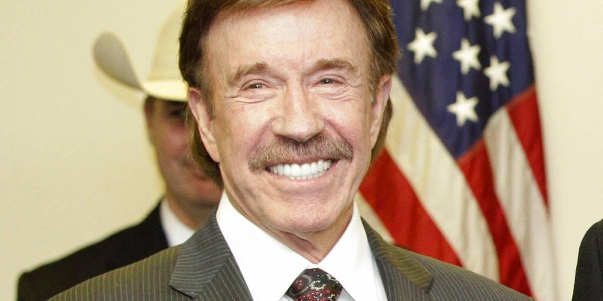 Aclaran que Chuck Norris no estuvo en el asalto al Capitolio