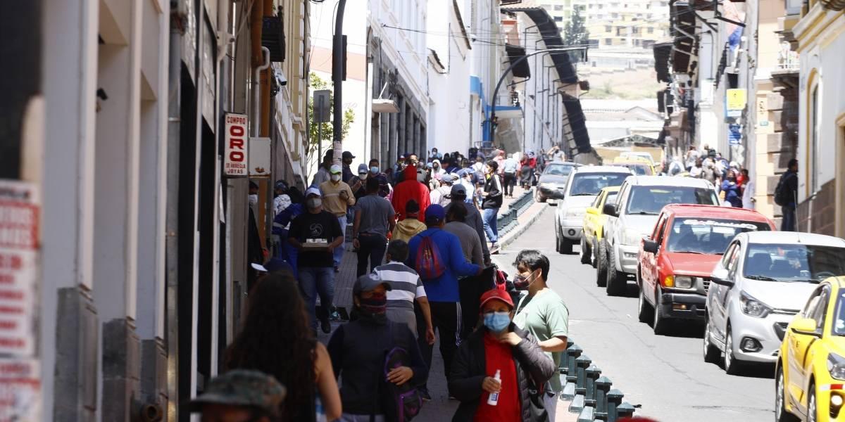 Salvoconductos en Quito continuarán suspendidos hasta el 20 de enero de 2021