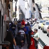 Alcalde Jorge Yunda aseguró que Quito no volverá a un nuevo confinamiento