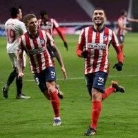 Atlético de Madrid no suelta la cima de LaLiga