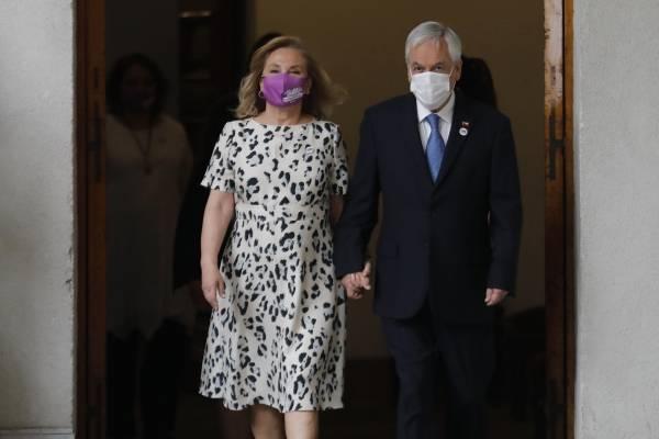 Presidente Piñera y Primera Dama entran en cuarentena tras contacto con covid-19 positivo