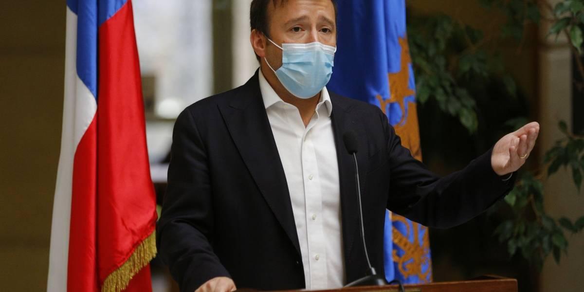 "Más allá de Tere Marinovic: piden ""la cabeza"" de secretario de RN por ""irregularidades"" en selección de constituyentes"