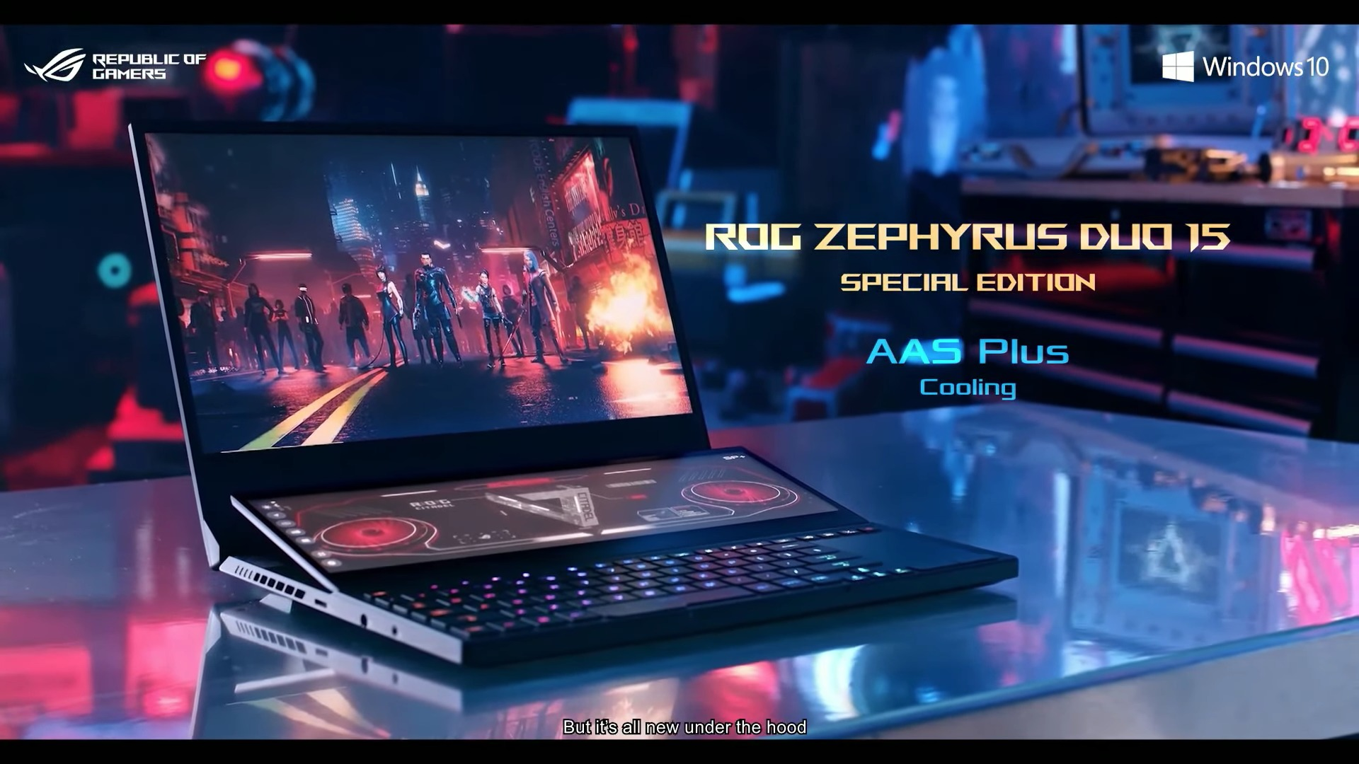 CES 2021 ROG gaming