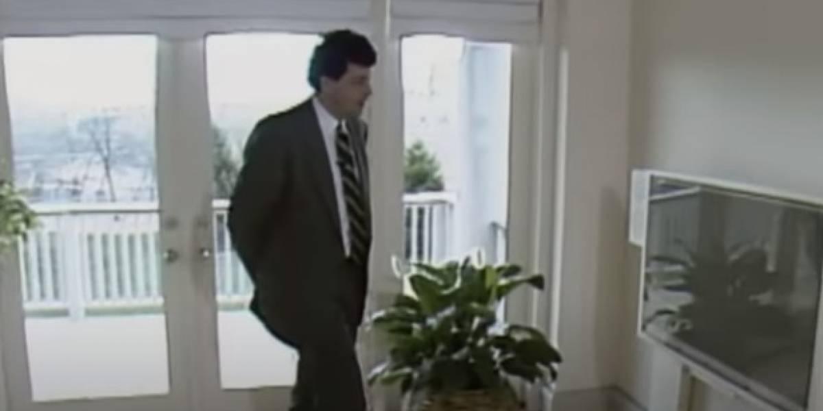 La impresionante casa del futuro en 1989: así adelantó varios elementos del siglo XXI