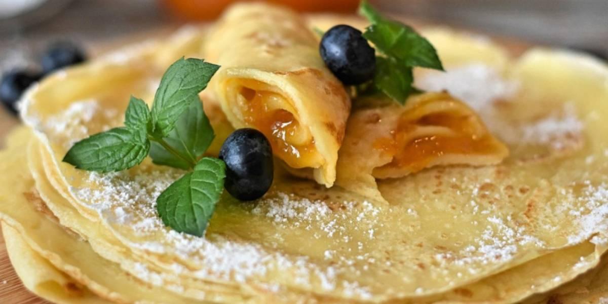 Crepas de avena: Prepara en casa este postre saludable y delicioso