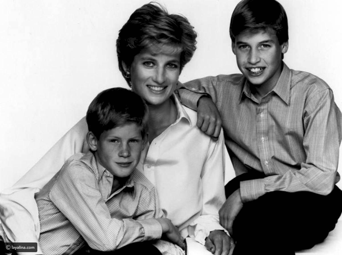 La princesa Diana dejó el legado de la necesidad de ayudar al prójimo a sus hijos.