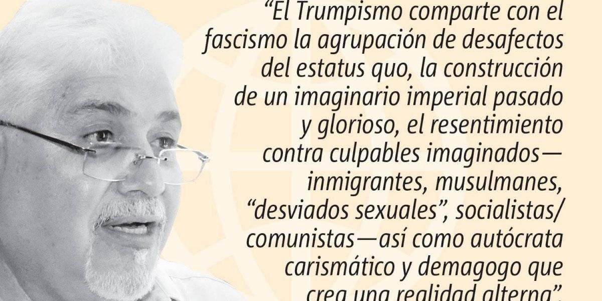 Opinión de Emilio Pantojas: Fascismo y Trumpismo