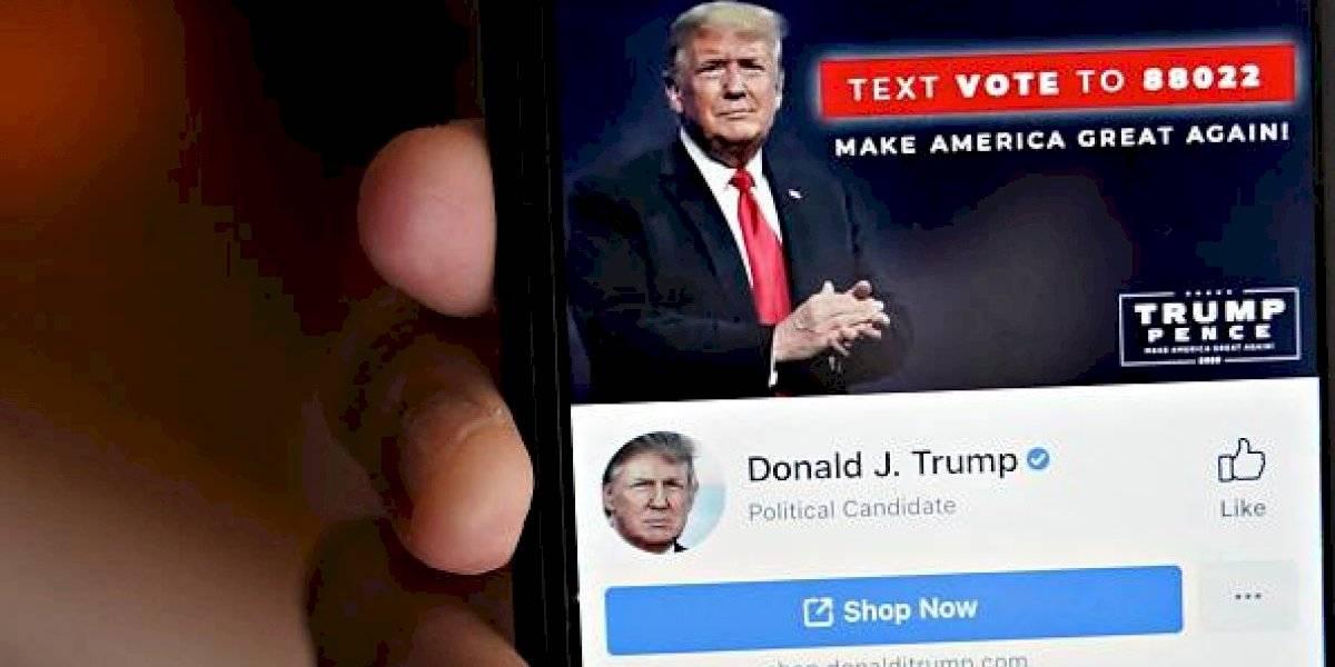 Facebook pide a empleados evitar usar ropa con marca de la empresa para evitar enfrentamientos con simpatizantes de Trump