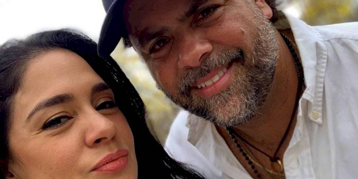 Flor María Palomeque compartió foto junto a Roflo y sus seguidores le recordaron que los quisieron separar