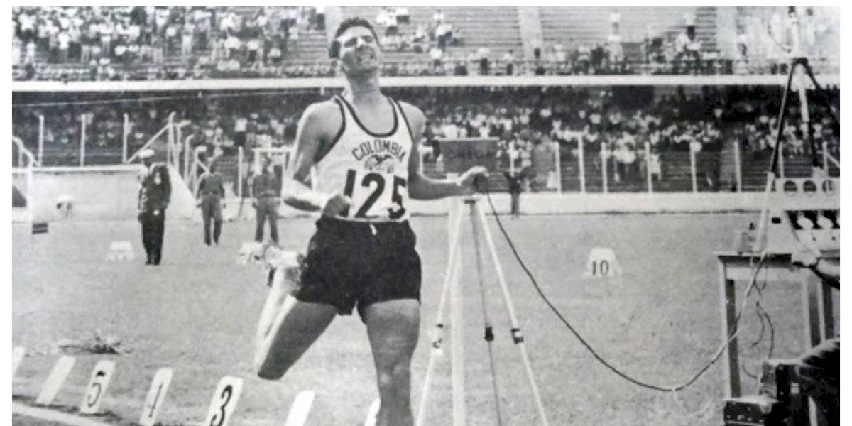 Muere Álvaro Mejía, único colombiano ganador del maratón de Boston