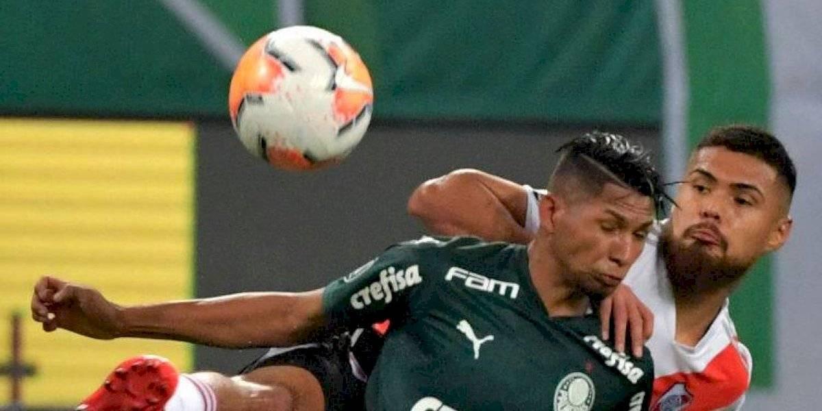 River Plate y Paulo Díaz no pudieron remontar la llave ante Palmerias en la Copa Libertadores