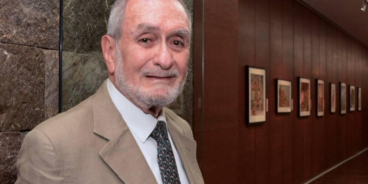 Fallece el museógrafo Iker Larrauri a los 91 años