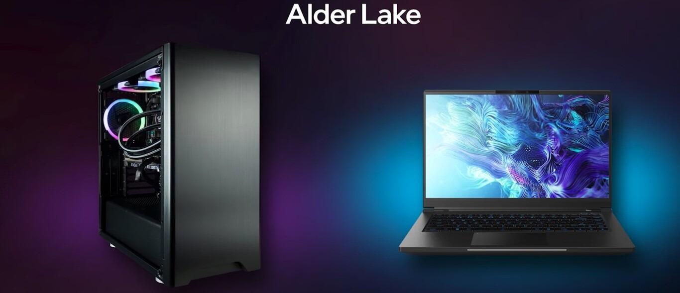 Intel: Alder Lake es el procesador con el que recuperarán el trono perdido ante AMD