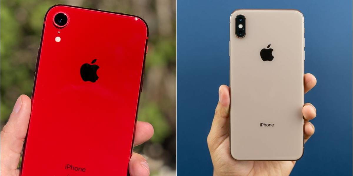 iPhone: ¿cuál de estos celulares es mejor? ¿XR o XS?