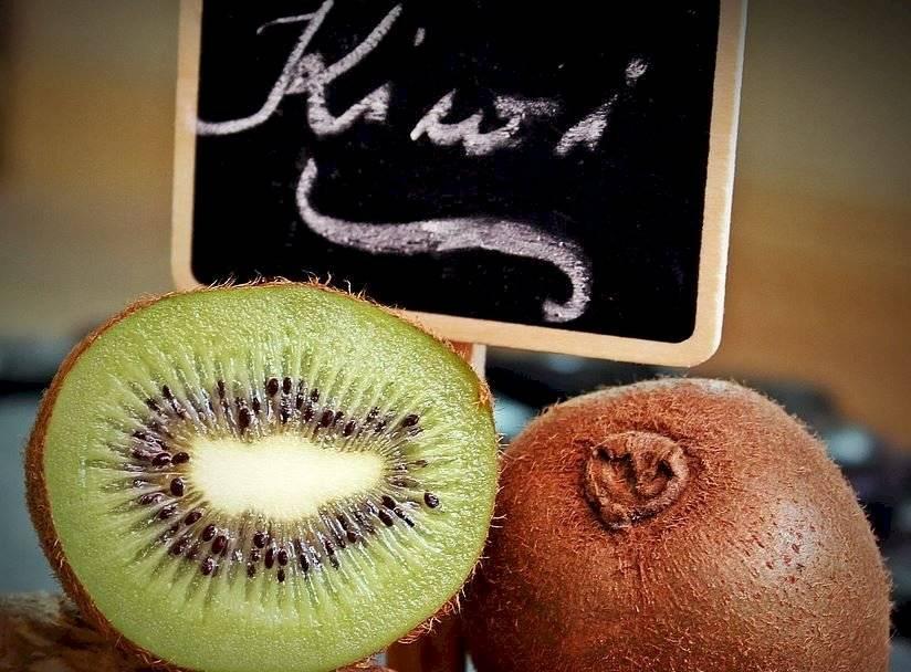 Uno de sus principales propiedades del kiwi es que es la fruta con más vitamina C.