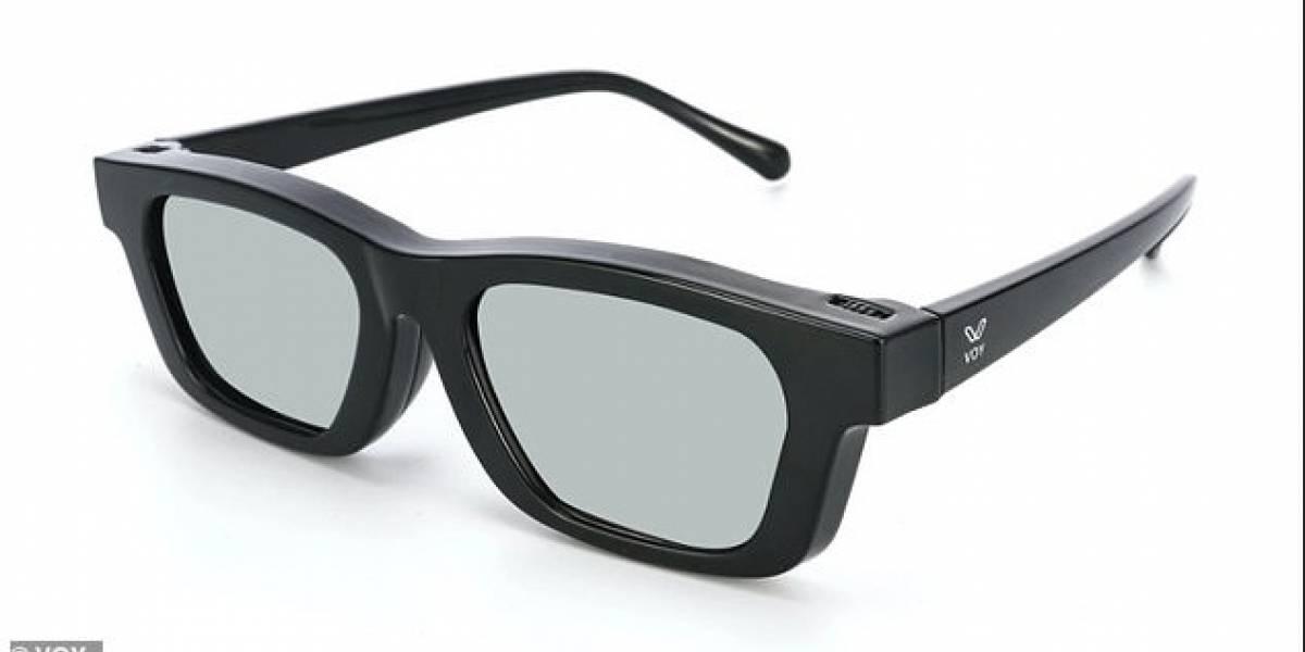 Adiós a los lentes bifocales: presentan en el CES 2021 los lentes ajustables