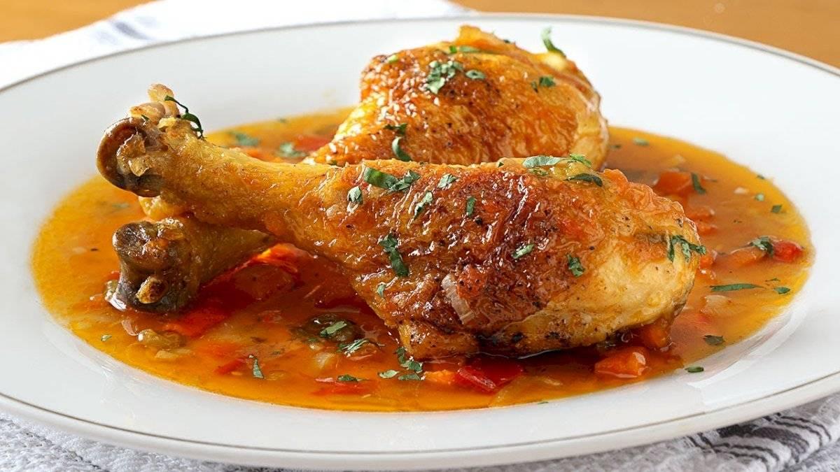 El pollo es un alimento nutritivo y bajo en grasas malas